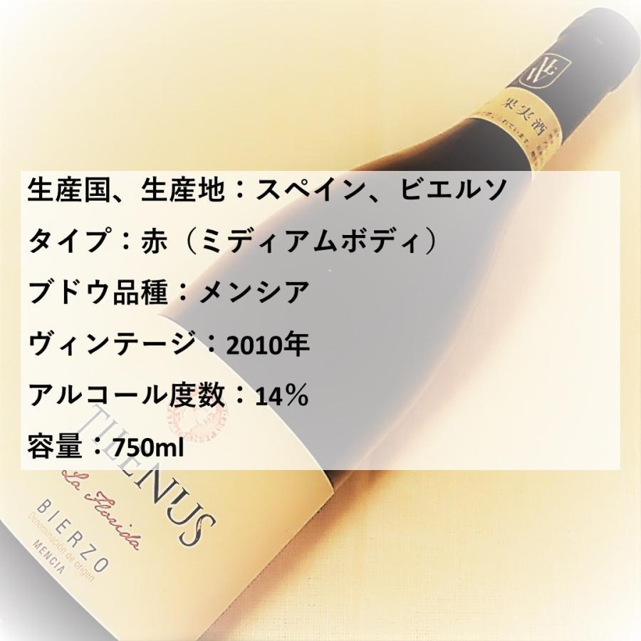 \20%OFFクーポン有/ 赤ワイン (スペイン・ミディアムボディ) 『ティレヌス ラ・フロリダ 2010』 プレゼント ギフト おすすめ|syungen-sakaya|02
