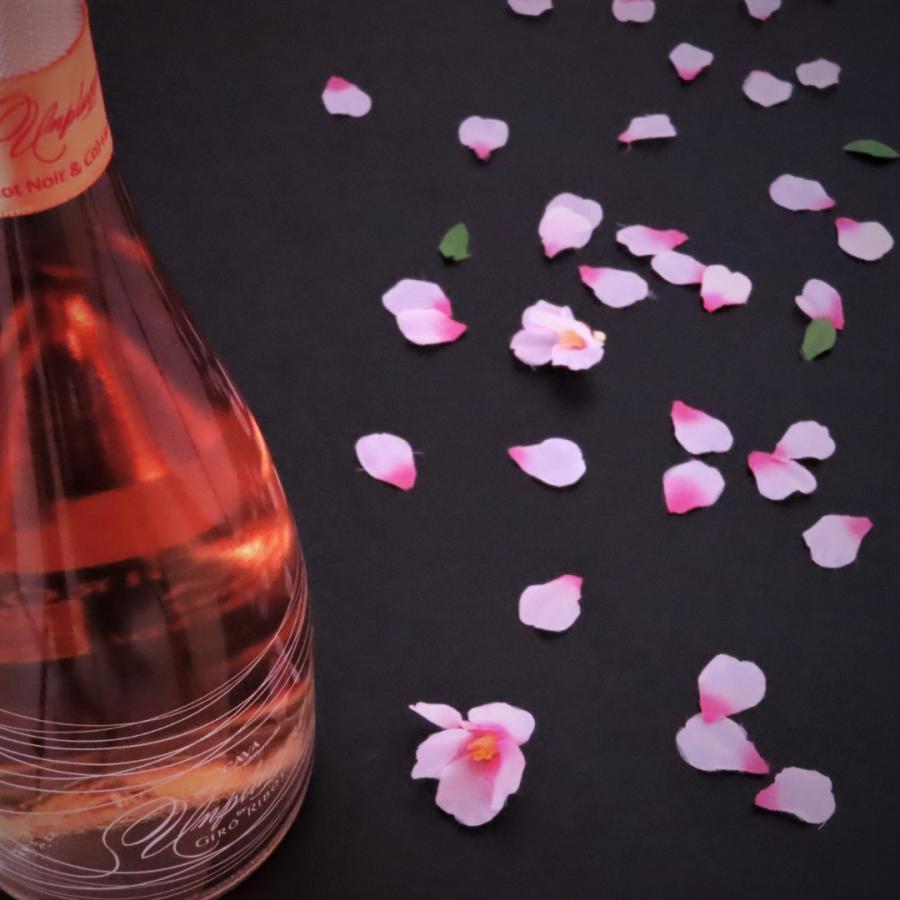 \20%OFFクーポン有/ スパークリングワイン cava カバ (辛口) 『アンプラグド レセルバ ブリュット・ロゼ 2015』 父の日 2021 プレゼント ギフト おすすめ syungen-sakaya 04