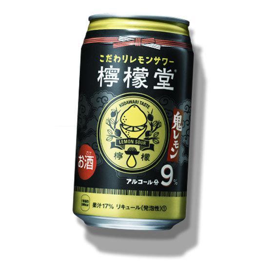 母の日 ギフト お酒 コカコーラ 檸檬堂 鬼レモン 350ml 缶 24本 レモンサワー チューハイ ケース販売|syurakushop