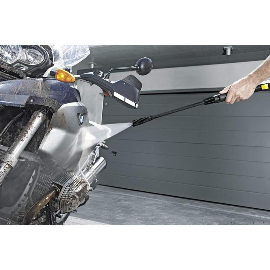 ケルヒャー KARCHER 高圧洗浄機 K2クラシック 洗車 水洗い 簡単洗浄 お掃除 清掃 クリーナー|syuunounavi|04