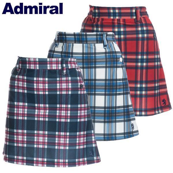 アドミラル ゴルフウェア レディース スカート ADLA881