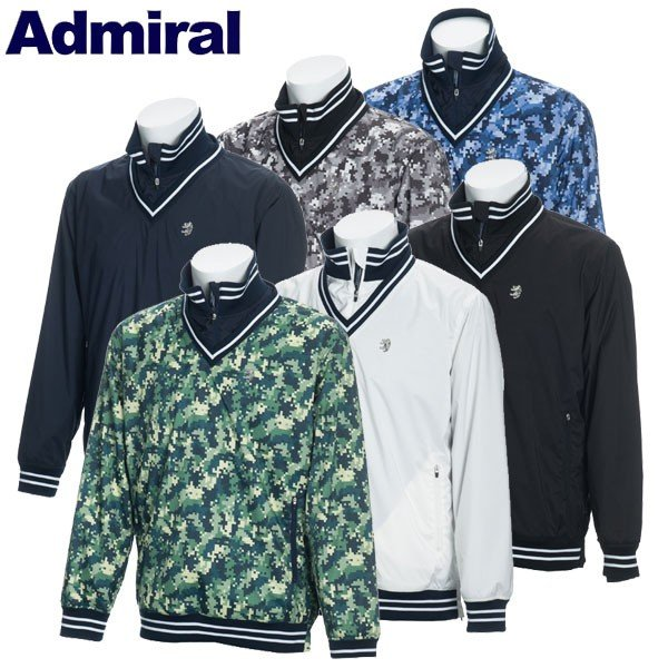 アドミラル ゴルフウェア メンズ ツインスニード ADMA8P6