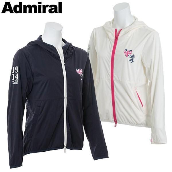 アドミラル ゴルフウェア レディース ジャケット ADLA802