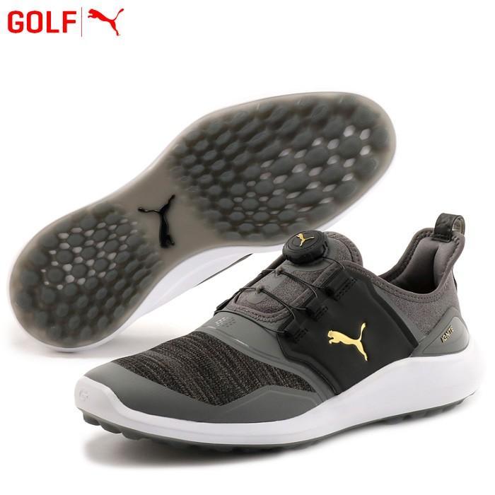プーマ ゴルフシューズ メンズ ゴルフ イグナイト NXT ディスク 192245 02