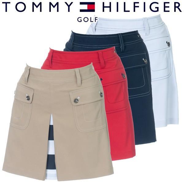 トミーヒルフィガー ゴルフウェア レディース ショートパンツ THLA932