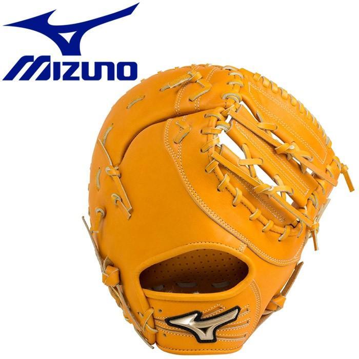 ミズノ 野球 Hselection02 硬式用 一塁手用:TK型 グラブ 1AJFH1830054