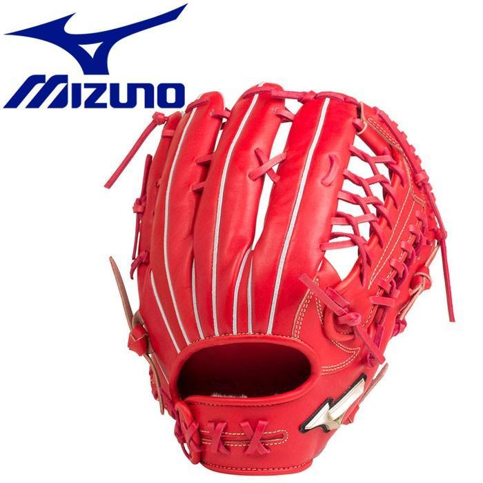 ミズノ 野球 硬式用 グローバルエリート H SeLection00 外野手用:サイズ16N グラブ 1AJGH2050770