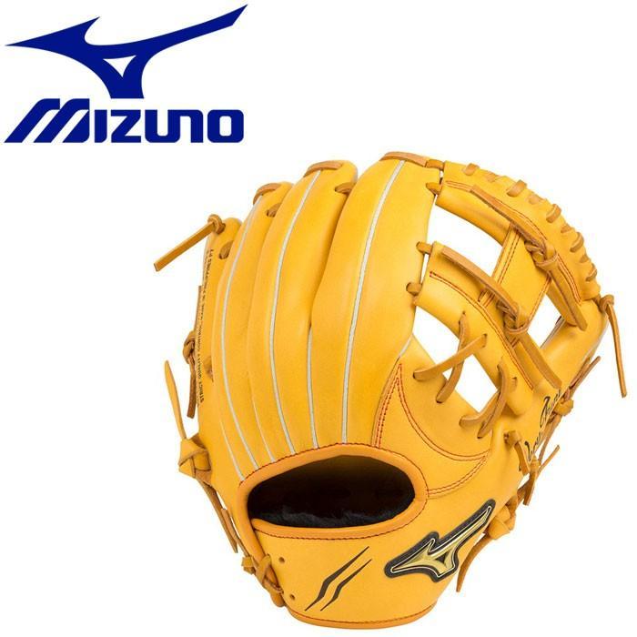ミズノ 野球 ソフトボール用 ベリフニ オールラウンド用:サイズ9 グラブ 1AJGS1080047