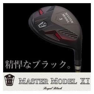 Lynx Golf リンクス マスターモデル XI ロイヤル ブラック フェアウェイウッド ロイヤルカーボン シャフト