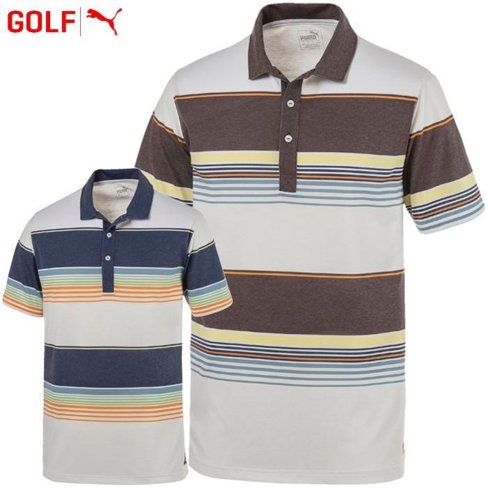 メール便対応 プーマ ゴルフウェア メンズ パイプライン ポロシャツ 577893