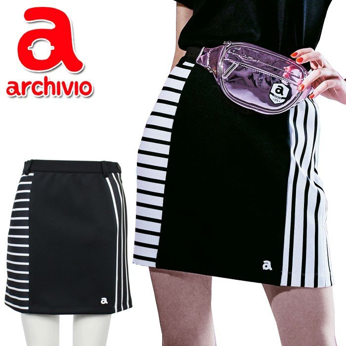 アルチビオ archivio ゴルフ スカート A856415 レディース