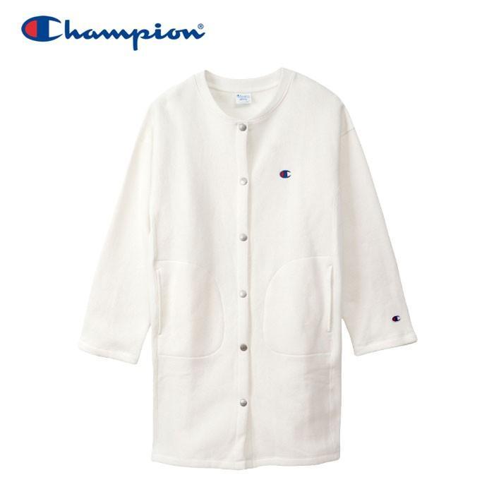 チャンピオン スナップジャケット リバースウィーブ(青タグ) 11.5oz レディース CW-Q012-020 19FW