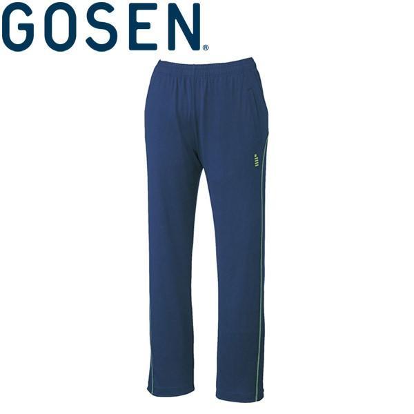 ゴーセン テニス ストレッチジャージパンツ メンズ レディース W1704-17