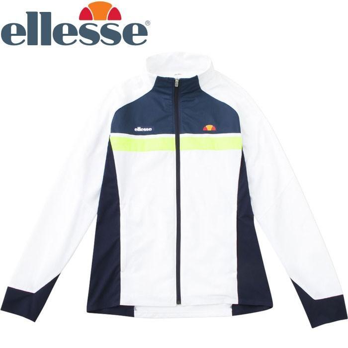 エレッセ テニス ツアーハイブリッドジャケット メンズ EM58300-W