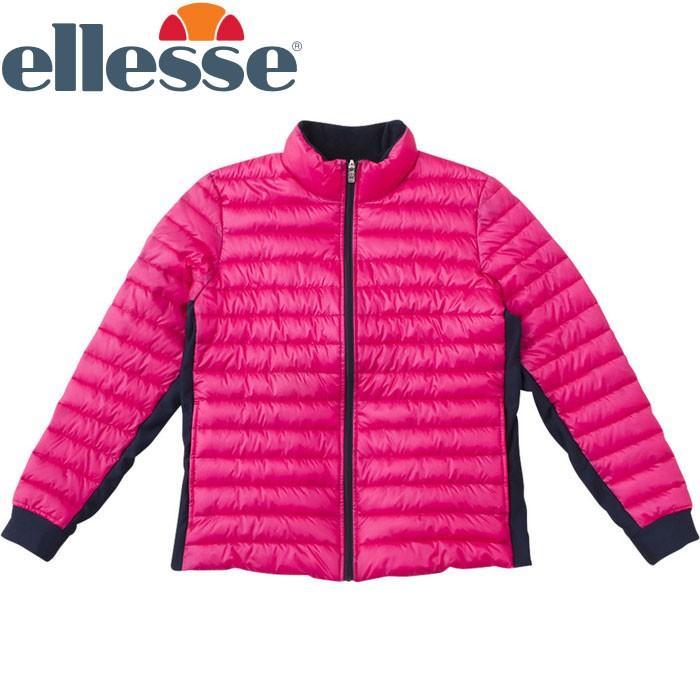 エレッセ テニス ハイブリッドインサレーションジャケット レディース EW58307-BS