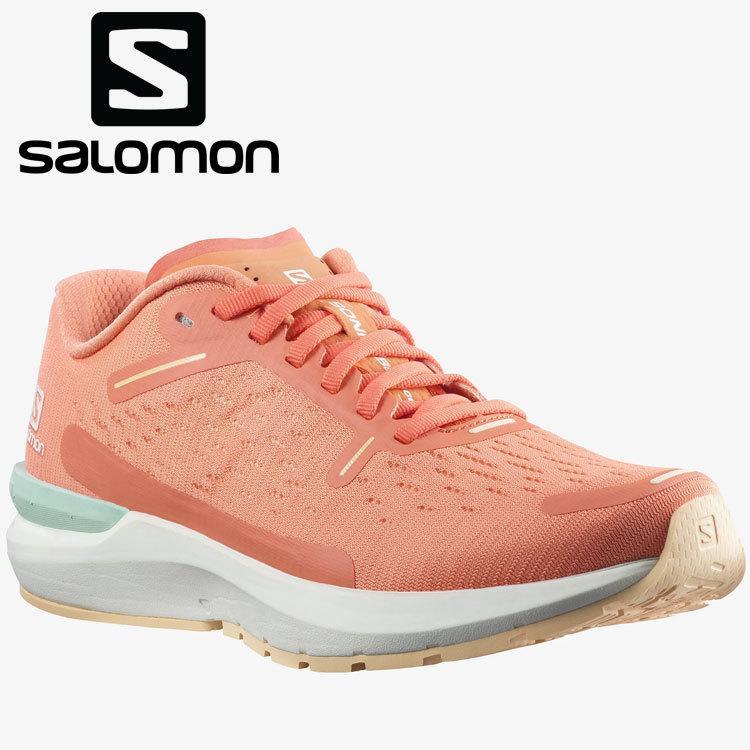 サロモン SALOMON ソニック 4 バランス L41282600 レディースシューズ|szone