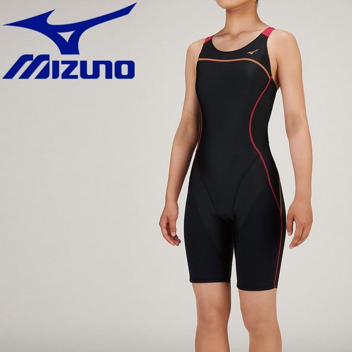 ミズノ 水泳 BGスイムオールインワン フィットネス 水着 レディース N2JG932096 返品不可