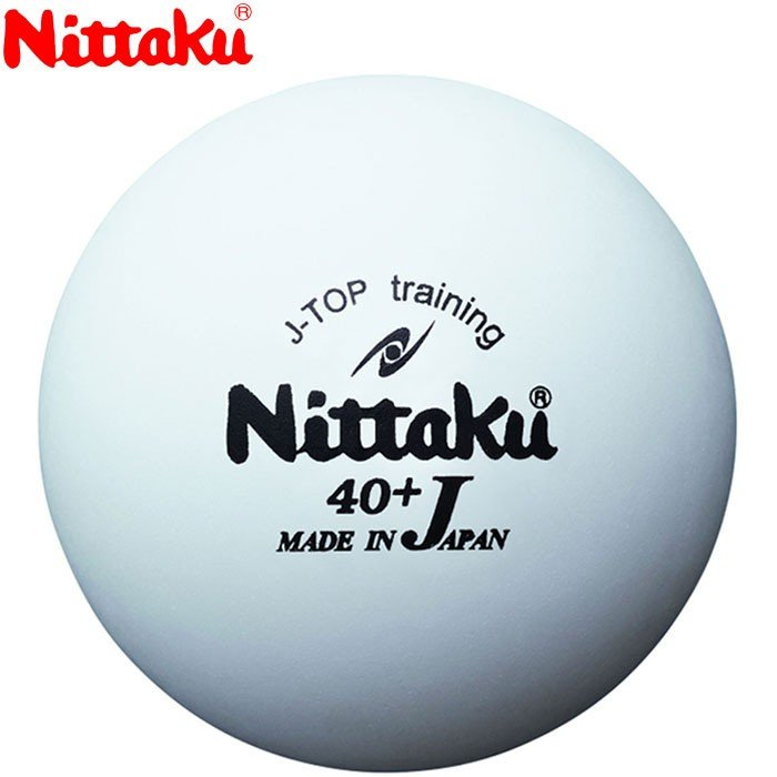 ニッタク 卓球 Jトップトレキュウ 50ダース入り NB1368