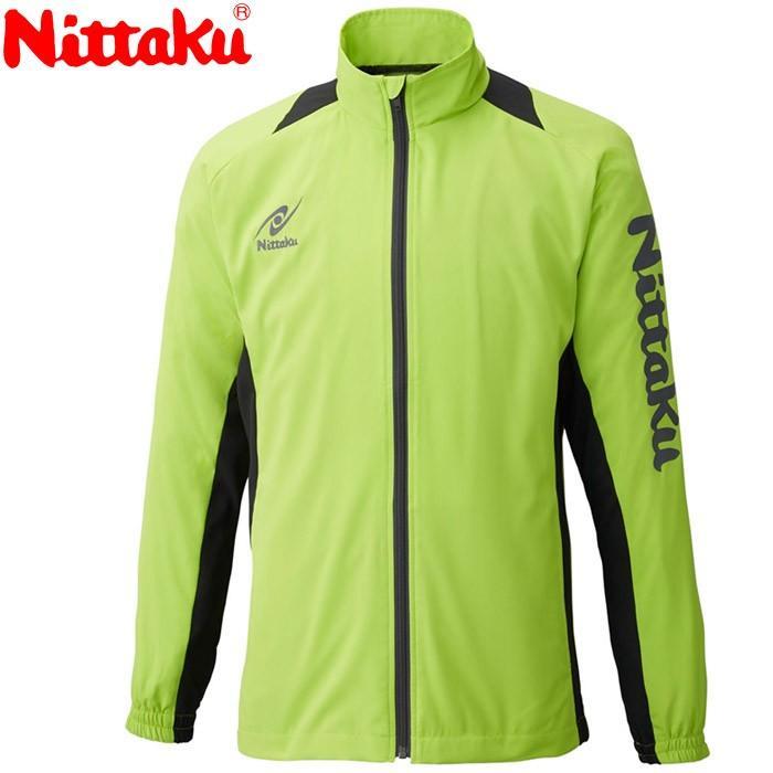 ニッタク 卓球 ブレアスシャツ ジャケット メンズ レディース NW2856-41