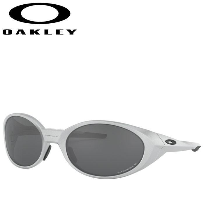 オークリー メンズ サングラス アイジャケット レダックス OO9438-0558 Oakley EYE JACKET 赤UX