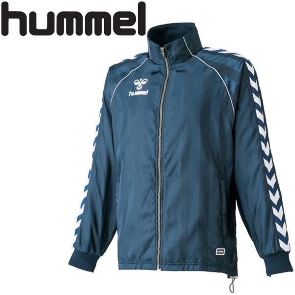 ヒュンメル ウインドブレーカージャケット HAW2054-70 メンズ