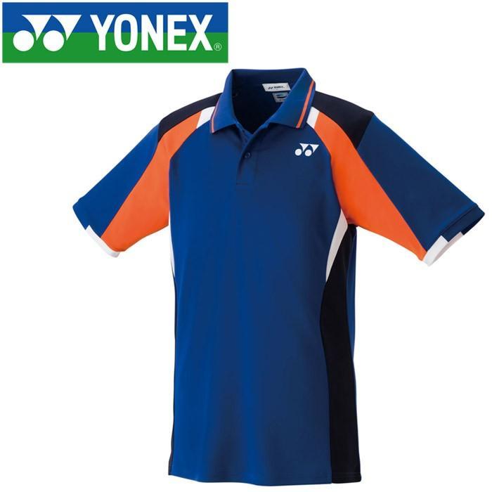 メール便対応 ヨネックス テニス ユニゲームシャツ メンズ レディース 10273-472