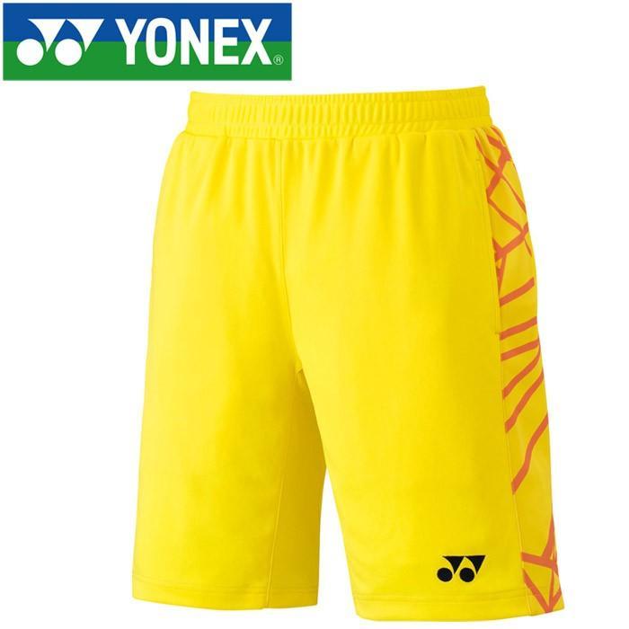 ヨネックス テニス ニットハーフパンツ メンズ 15062-279