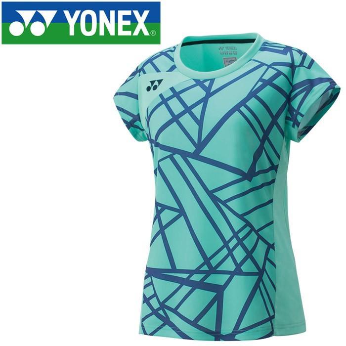メール便対応 ヨネックス テニス ゲームシャツ レディース 20416-526