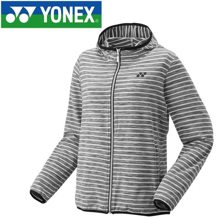 ヨネックス テニス ニットウォームアップパーカー レディース 58082-007