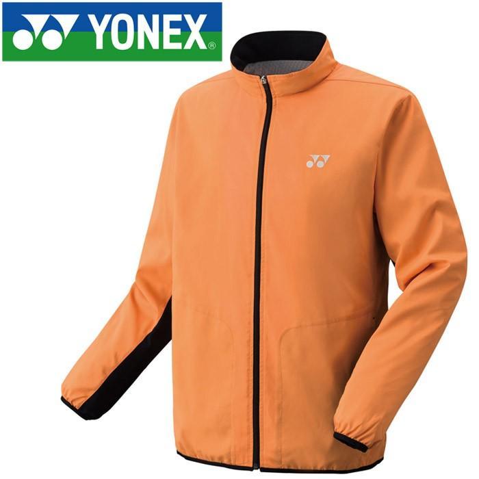 ヨネックス テニス ユニ裏地付ウィンドウォーマーシャツ メンズ レディース 70059-160