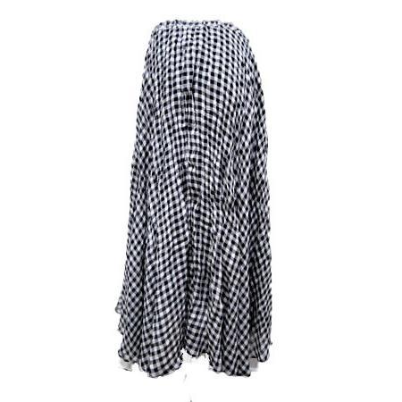 C'EST MOIJEU セモアージュ / チェックランダムプリーツスカート |t-blueberry|04