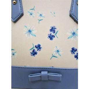 ギャラリー ビスコンティ / 花柄&リボン使い ブカッティバッグ|t-blueberry|06