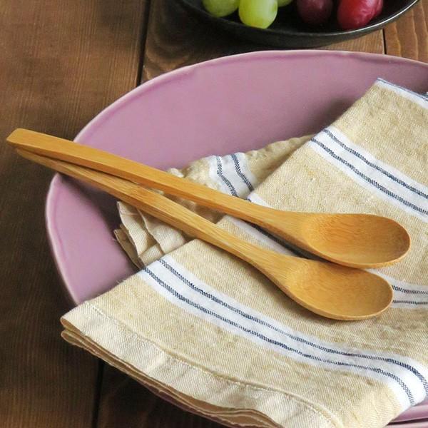 竹製カレースプーン