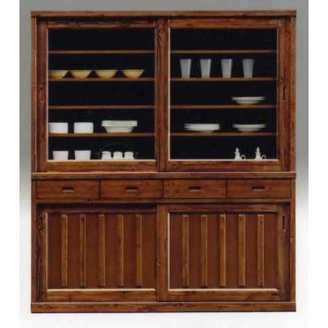 170食器(幅1700mm)ダイニングボードH    食器棚/収納/カップボード 170食器(幅1700mm)ダイニングボードH    食器棚/収納/カップボード //北欧/カフェ/アジアン/和/風/OUTLET//