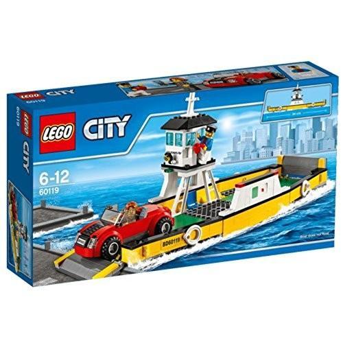 【新品】 LEGO レゴ CITY シティ 60119 フェリー