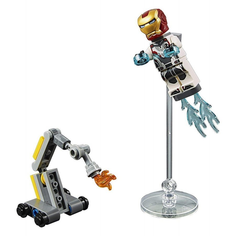 30452 Iron Man Lego Marvel Super Heroes