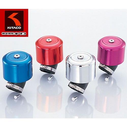 KITACO キタコ ノーマルキャブレター対応 ワープ45° スーパーパワーフィルター 日本 セールSALE%OFF 汎用エアフィルター