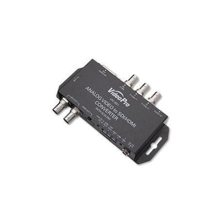 メディアエッジ VideoPro アナログ to SDI/HDMIコンバータ VPC-MX1