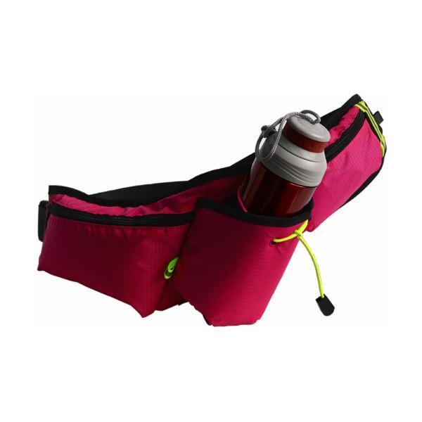 ランニングポーチ 揺れない 大容量 ペットボトル 2way スマホ ボトル 携帯 収納 ウエストポーチ ウエストバッグ ウォーキング アウトドア ジョギング ランニング|t-martshop|13