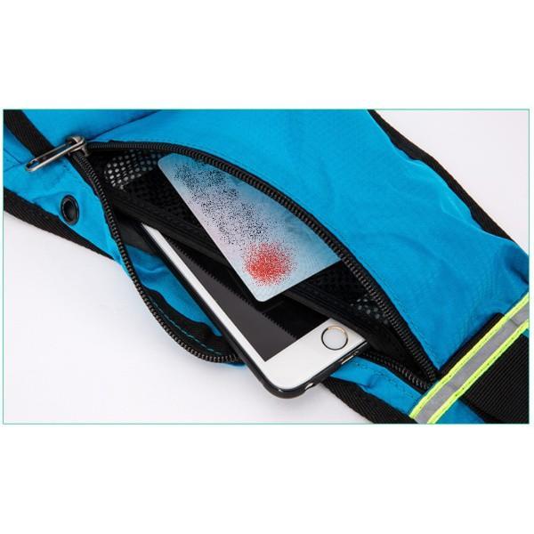 ランニングポーチ 揺れない 大容量 ペットボトル 2way スマホ ボトル 携帯 収納 ウエストポーチ ウエストバッグ ウォーキング アウトドア ジョギング ランニング|t-martshop|07
