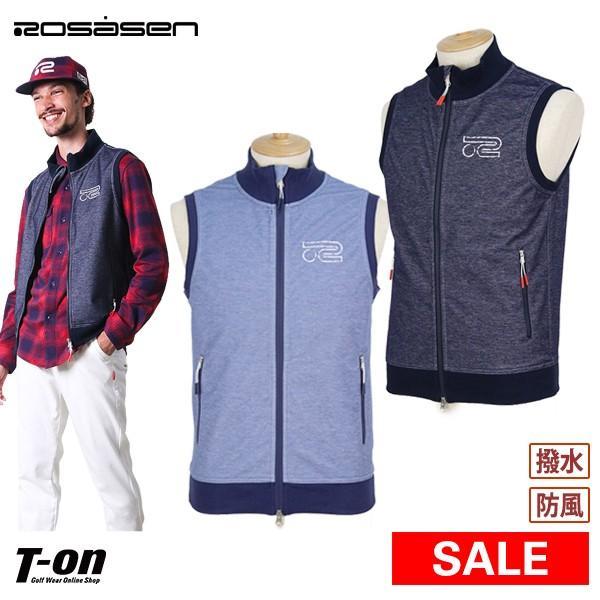 ベスト メンズ ロサーセン ROSASEN 2019 秋冬 新作 ゴルフウェア