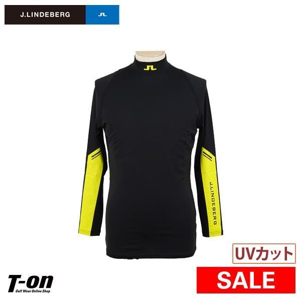 ハイネックシャツ メンズ Jリンドバーグ J.LINDEBERG 日本正規品 2019 秋冬 新作 ゴルフウェア