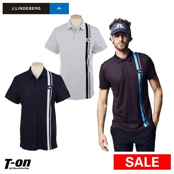 半袖ポロシャツ メンズ Jリンドバーグ J.LINDEBERG 日本正規品 2019 秋冬 新作 ゴルフウェア