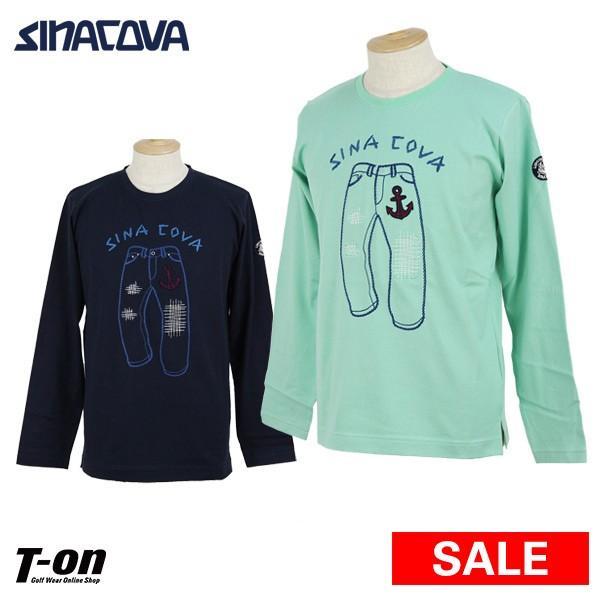 【30%OFFセール】Tシャツ メンズ シナコバ サルジニア SINACOVA SARDEGNA 2019 春夏 ゴルフウェア