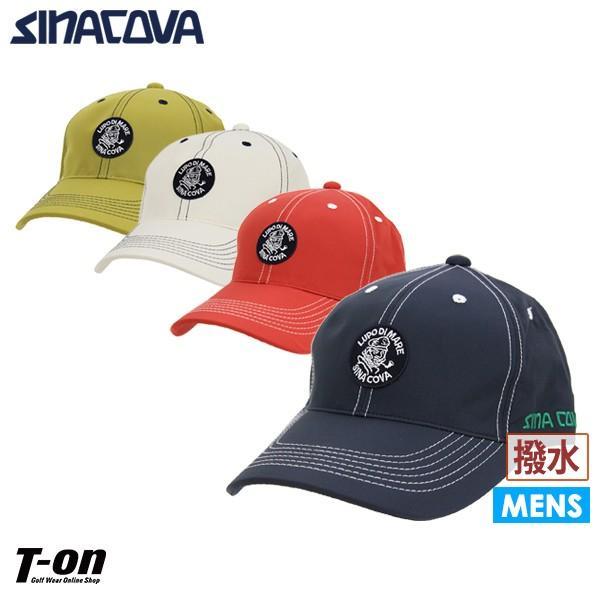 キャップ メンズ シナコバ SINACOVA 2019 秋冬 新作 ゴルフ