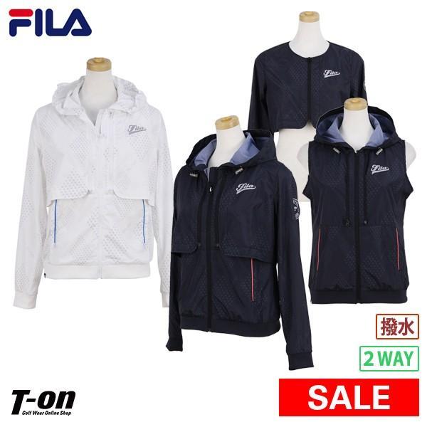 ブルゾン レディース フィラゴルフ FILA GOLF 2019 秋冬 新作 ゴルフウェア
