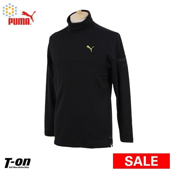 長袖ハイネックシャツ メンズ プーマ・プーマゴルフ PUMA・PUMA GOLF 日本正規品 日本規格 2019 秋冬 新作 ゴルフウェア