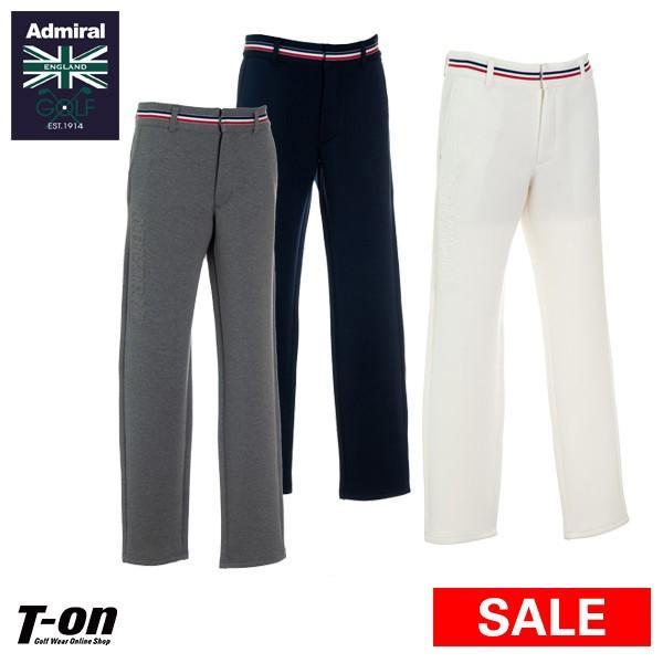 【30%OFFセール】ロングパンツ メンズ アドミラルゴルフ Admiral Golf 日本正規品 2019 春夏 ゴルフウェア