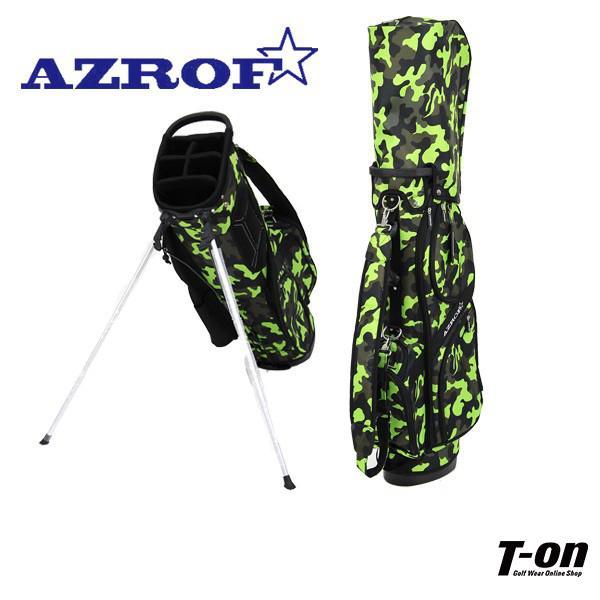 キャディバッグ メンズ レディース アズロフ AZROF ゴルフ
