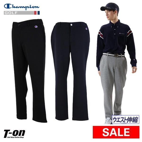 ロングパンツ メンズ チャンピオンゴルフ Champion 日本正規品 2019 秋冬 新作 ゴルフウェア